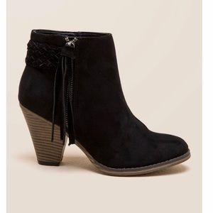 MIA Ankle Boot Size 6.5